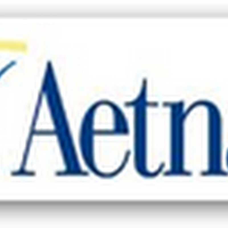 Aetna Payment of $120 Million To Settle 15 Year Ingenix/United HealthCare Out of Network Erroneous Payment Algorithms Cuts Income for 4th Quarter