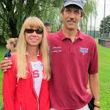 Joanne Dow and Steve Vaitones.