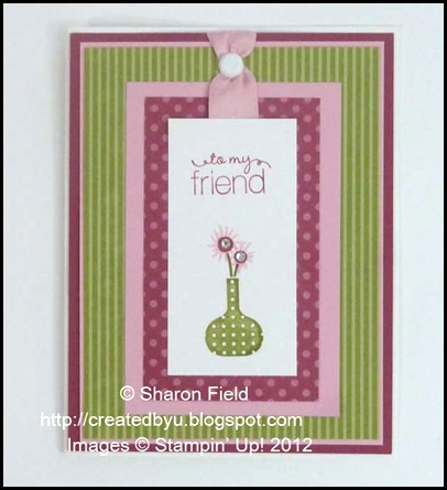 Bright Blossoms Special Offer Card