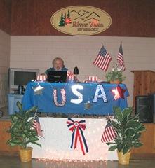 Memorial Day 2011 DJ