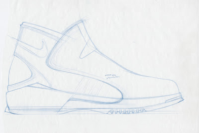 nike air zoom generation xx 20 years of design 1 24 20 Designs that Changed the Game: Nike Air Zoom Generation