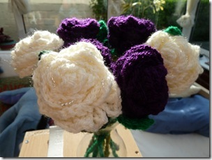 Crochet Flower Bouquets (6)