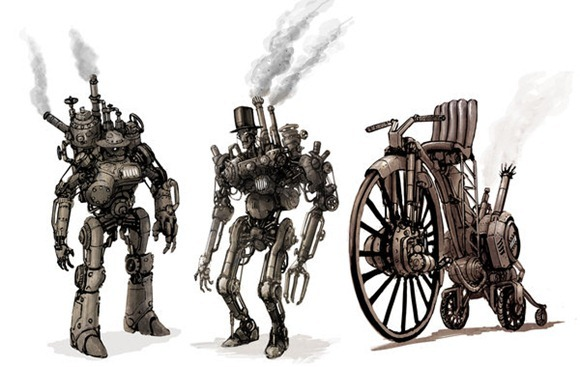 Steampunk_by_flyingdebris