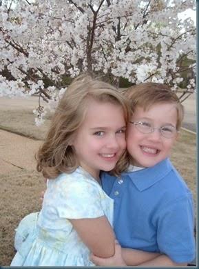 Sarah & Benjamin 2006