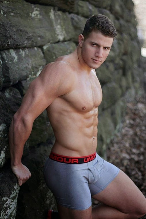 Tyler Gattuso by Michael Hallenbeck for Under Armour