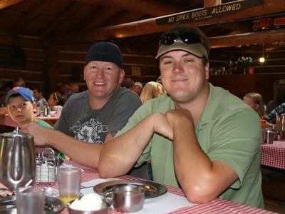Logging Camp at Cabin July 2011 (14)