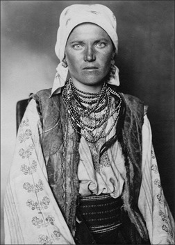 Ruthenian_woman