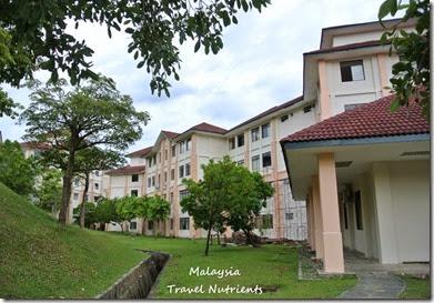 馬來西亞沙巴大學 粉紅清真寺 (5)
