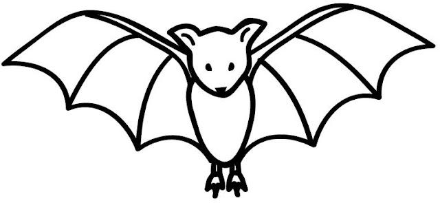 Murcielagos dibujos para colorear - Dibujos de murcielagos para ninos ...