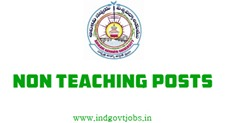 Adi Kavi Nannaya University Non Teaching Posts