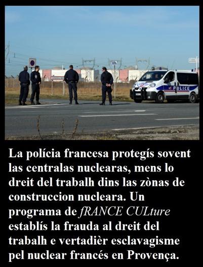 Nuclear e dreit del trabalh en Provença ITER