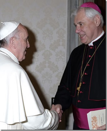 VATICAN-POPE-MULLER