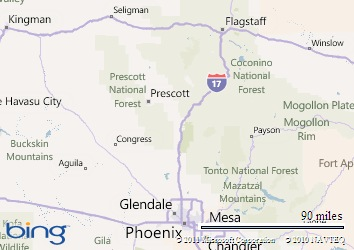 Kingman to Phoenix