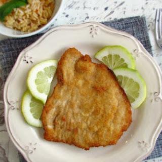 Breaded Fried Turkey Recipes