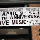 WBFJ - The Inn 5th Anniversary Celebration - Salisbury - 4-9-11