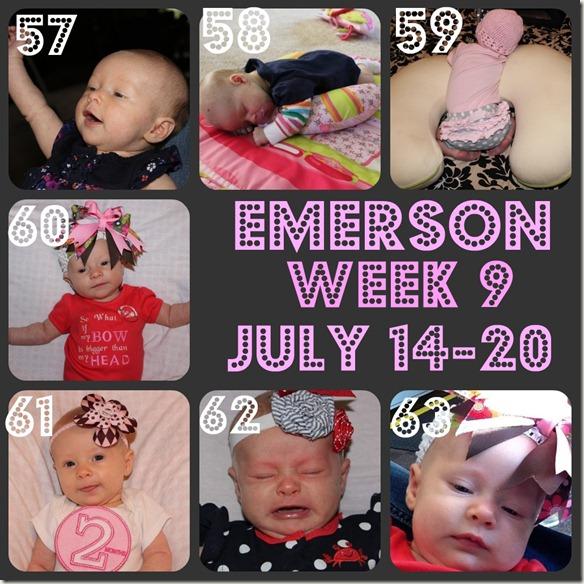 Emerson Week 9