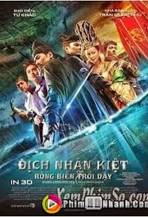 Địch Nhân Kiệt: Rồng Biển Nổi Dậy - Dich Nhan Kiet: Rong Bien Noi Day