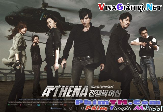 Xem Phim Âm Mưu Athena - Athena Goddess Of War - The Movie Version - phimtm.com - Ảnh 1