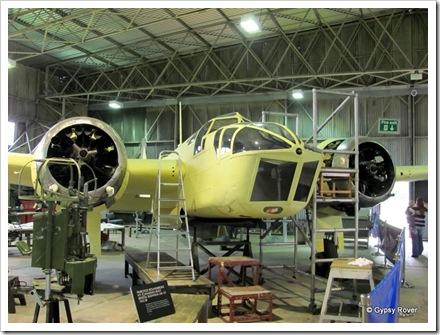 Canadian Fairchild Bolingbroke IVT alias 1942 Bristol Blenheim MKIV.