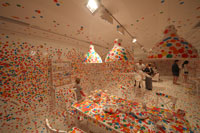 """Kusama's World of Dots (Yayoi Kusama)"", Gallery of Modern Art, Southbank"