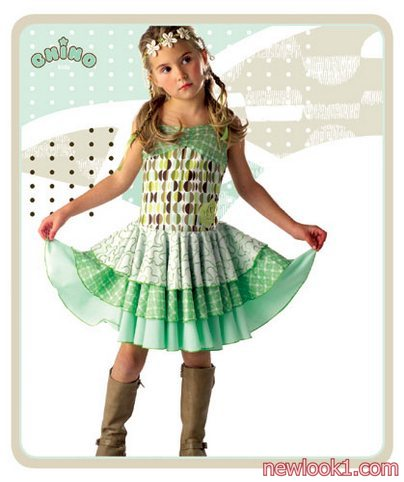 Cute Girls clothes pictures-new collection 2013 ...