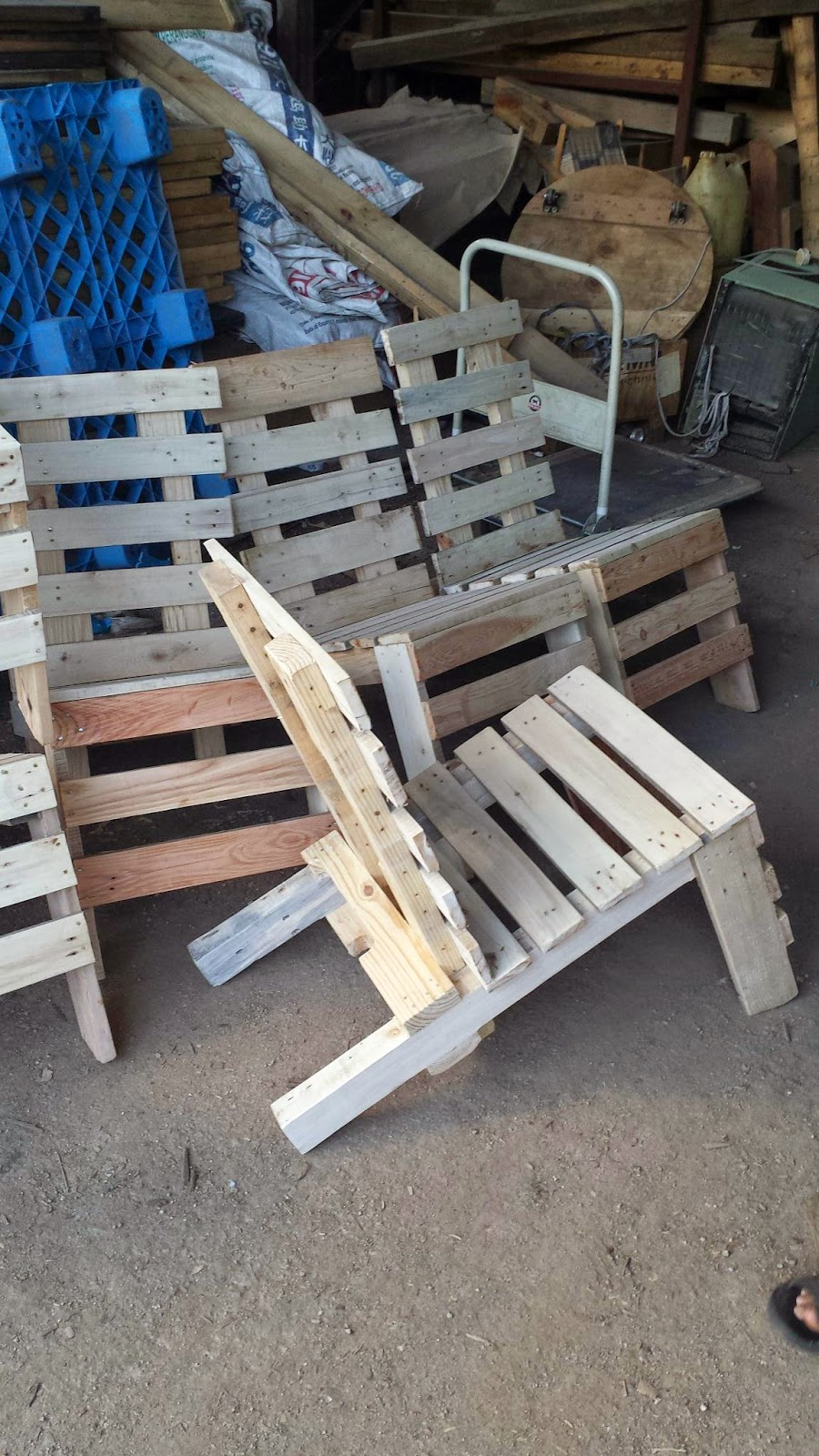 Wooden Pallet May 2014