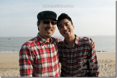 Mark Jau & his dad
