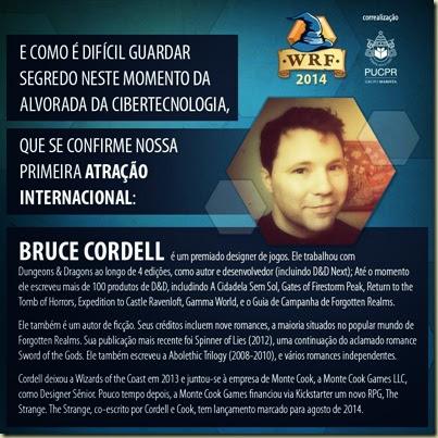 Bruce Cordell