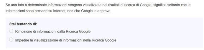 rimozione-informazioni-google