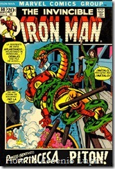 P00194 - El Invencible Iron Man #50