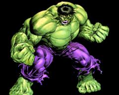 Poder do Incrível Hulk