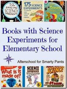 Science Experiments and Science Books