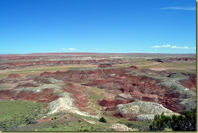 The Painted Desert 1