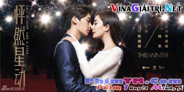 Xem Phim Phanh Nhiên Tinh Động - Fall In Love Like A Star - phimtm.com - Ảnh 1