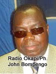 Mokonda Bonza, président national du CDC