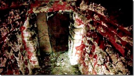 Mayan Tomb