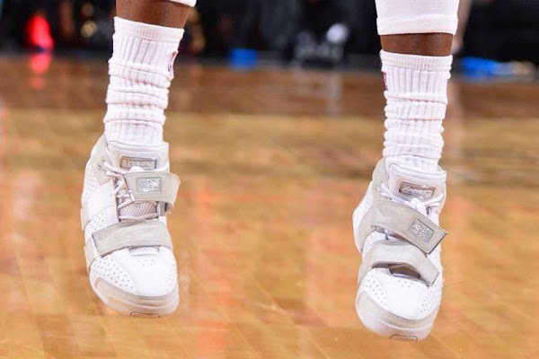 Eric Bledsoe Wears Nike Zoom 2055 8220Pro City8221 on His Birthday
