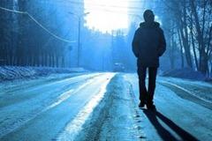 guy alone