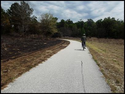 Gainesville to Hawthorn Bike Trail 142