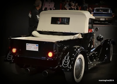 1928 Ford Roadster -- Black Widow
