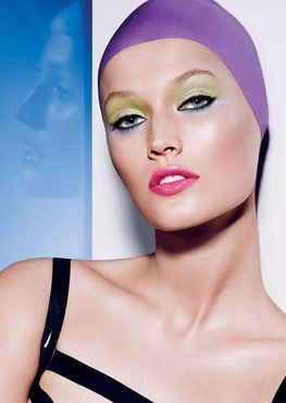 NARS Summer 2014 Color Collection Campaign Image - © François Nars_1