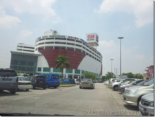 GM Plaza Klang