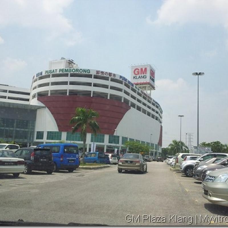Kenanga Wholesale City KL VS Plaza GM Klang