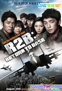 Soar Into The Sun - Biệt Đội Tiêm Kích - R2b Return To Base Tập HD 1080p Full