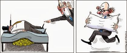 Presupuestos PP-Rajoy-Montoro