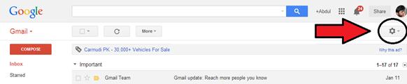 Undo Email Gmail 1