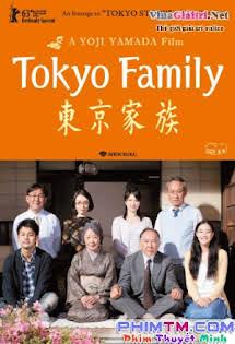 Gia Đình Tokyo - Tokyo Family Tập HD 1080p Full