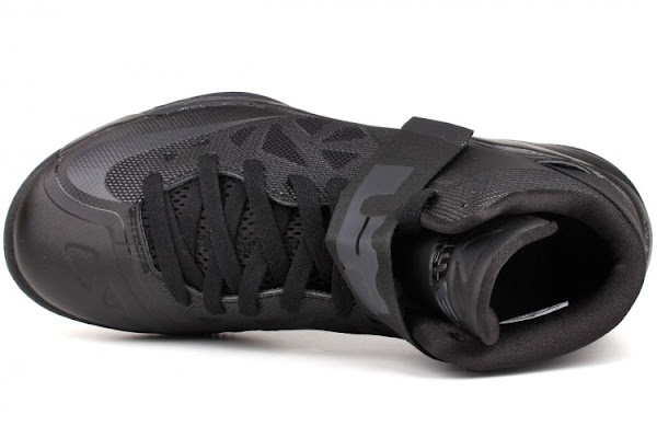Nike Zoom Soldier VI 6 8211 Triple Black 8211 Available Now
