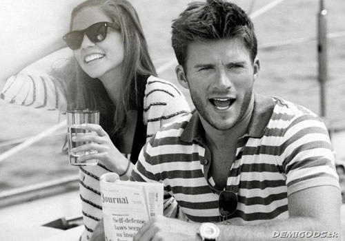 Scott Eastwood son of Clint Eastwood (5)