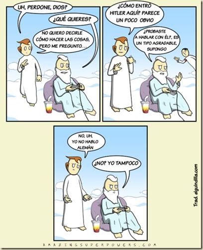 cielo paraiso humor ateismo biblia grafico religion dios jesus (53)
